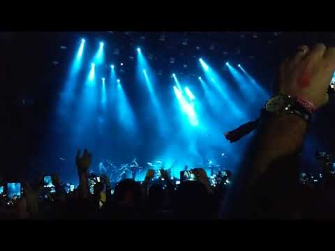 Opening act - Maroon5 in Bangkok, 09 March 2019 (Zurat)