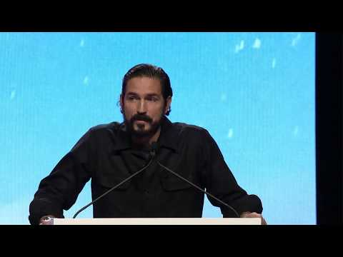"SLS18 - Jim Caviezel Promotes ""Paul, Apostle of Christ"""