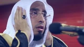أذان مرئي للشيخ السيد هاشم السقاف من مكبرية المسجد الحرام