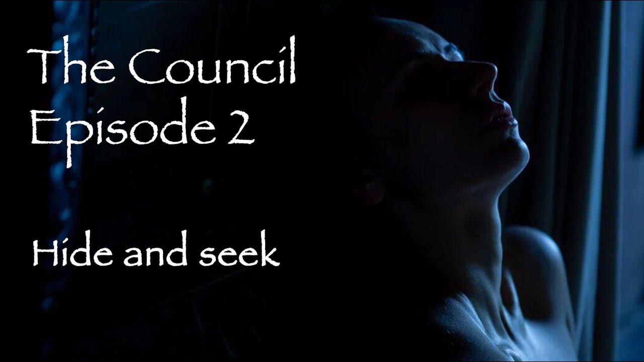 Полный разбор The Council Episode 2 на русском | Прохождение | Развилки | Концовки