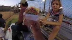 Little League Baseball  At Mesa High  Spring 2016 Go Red DBacks!