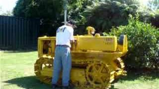 caterpillar d2 5u 12677 start up sequence