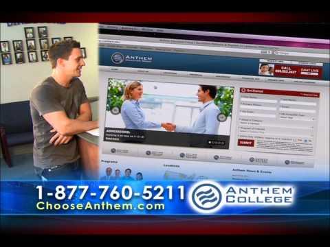Anthem College - St. Louis, MO - ChooseAnthem Programs