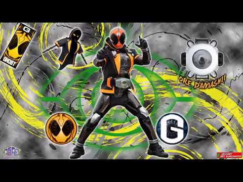 Kamen rider Ghost henshin, forms, finished part1 ( Ghost) Vietsub HD