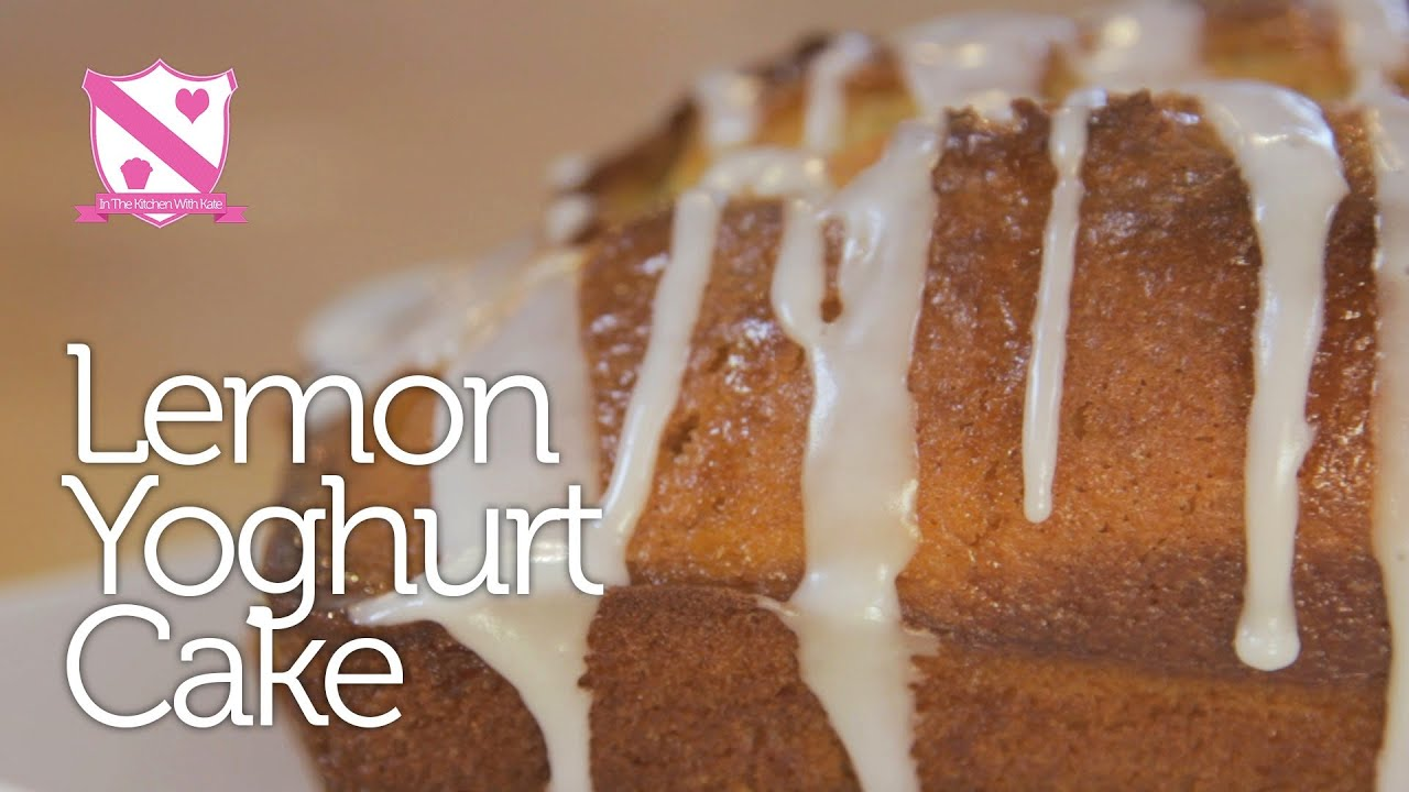 Barefoot Contessa Lemon Yoghurt Cake Recipe Youtube