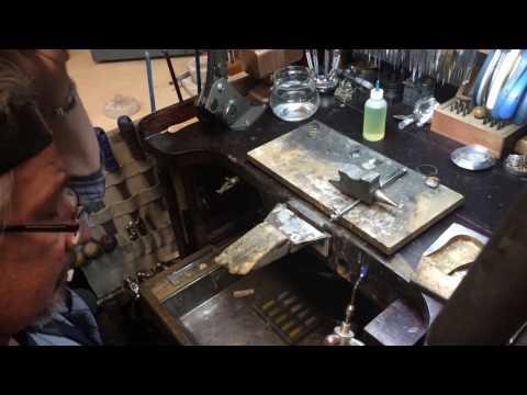 Ring Repair at the Jeweler's Bench