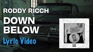 roddy-ricch-down-below-lyrics
