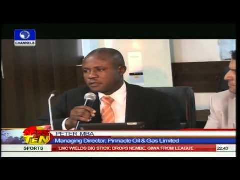 Pinnacle Oil & Gas To Construct Lagos Terminal mp4