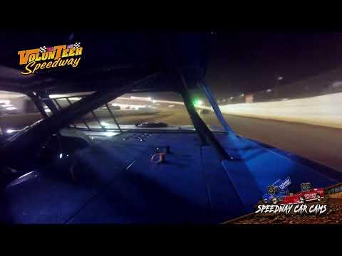 #21 Bobby Petty - Mod Street - 9-7-19 Volunteer Speedway - In-Car Camera