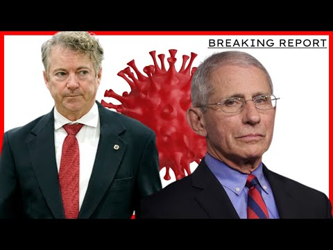 Rand Paul Says Fauci knew! | Emails Show Chinese were Experimenting with Coronavirus | BREAKING NEWS