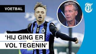 ''Mannetje' Noa Lang trok Dusan Tadic totaal niet bij Ajax'