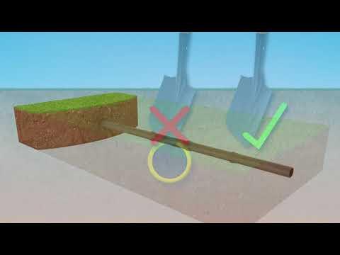 Locating Underground Utilities - Avoiding Utilities Strikes Series