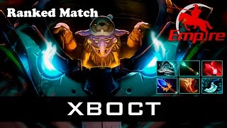 XBOCT Timbersaw Ranked Match Dota 2