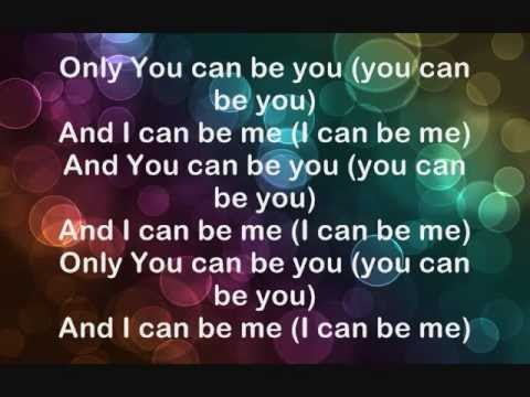 Cymphonique - Only You Can Be You (Lyrics)