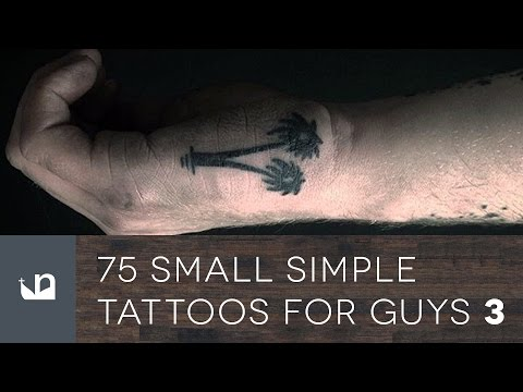 75 Small Simple Tattoos For Guys – Part Three