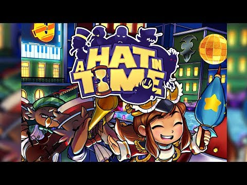 A Hat in Time OST - Train Rush