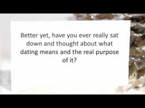 of dating definition