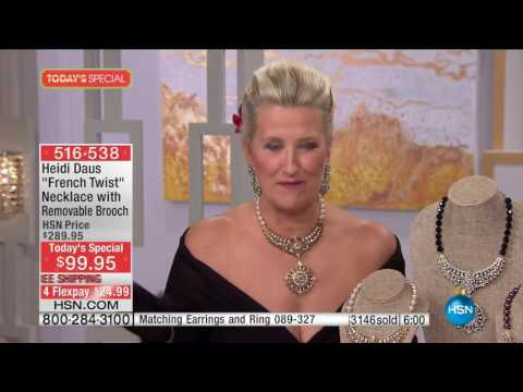 HSN | Heidi Daus Fashion Jewelry Gifts. https://pixlypro.com/wWSiQWN