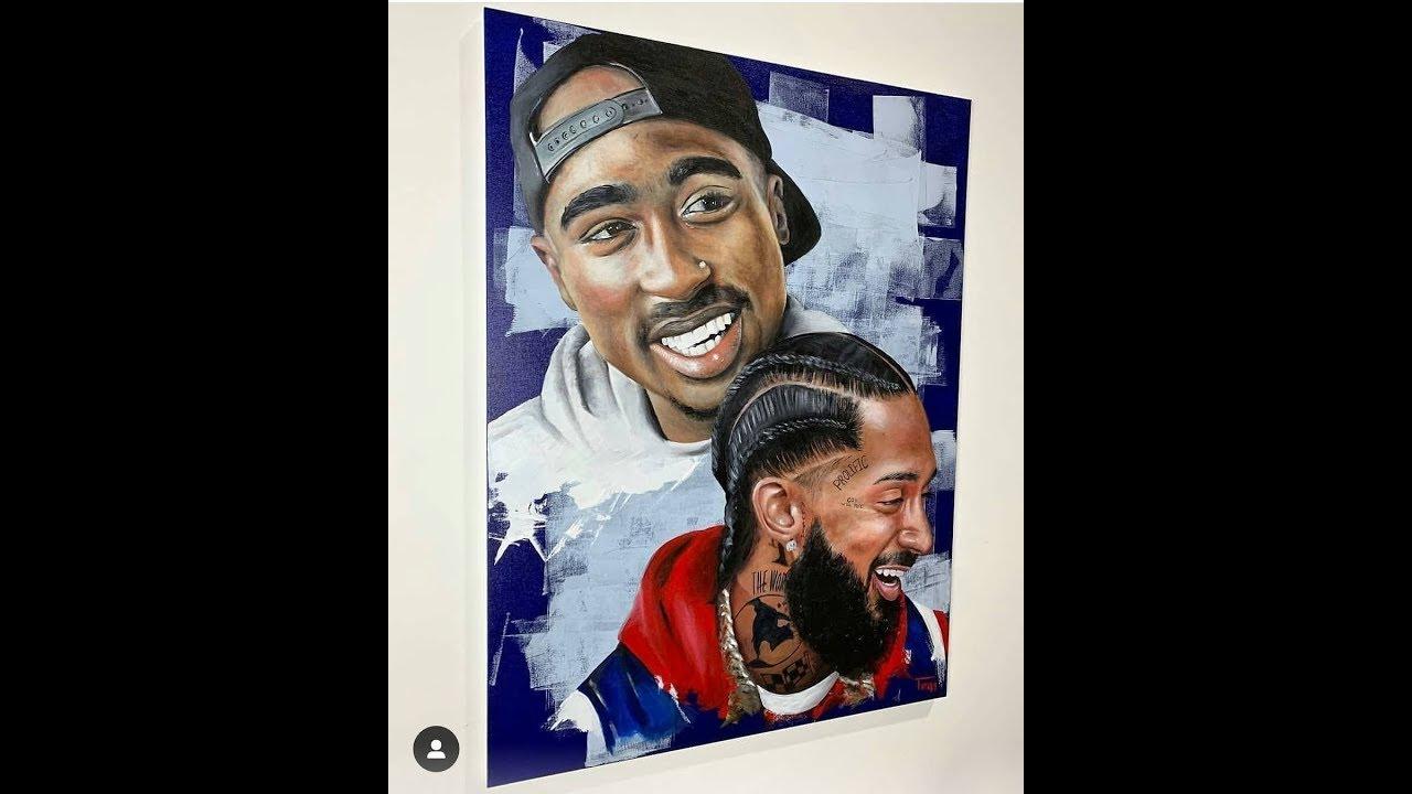 Nipsey Hussle Ft Tupac - Trust Nobody (AUDIO) **2020** (DJHITS REMIX)