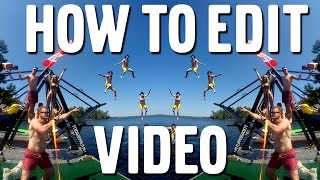 How to Edit Video Like a PRO: Getting Started (Part 1/7)