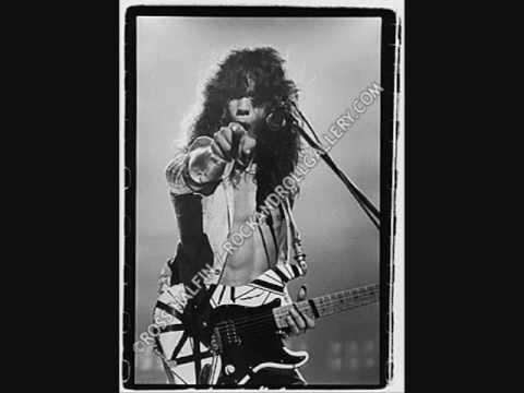 EVH Eddie Van Halen - Jamies Crying *GUITAR TRACK*