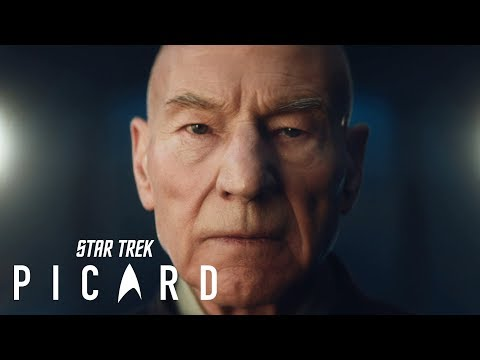 Dark Clouds & Mystery Circle the First Trailer for STAR TREK: PICARD