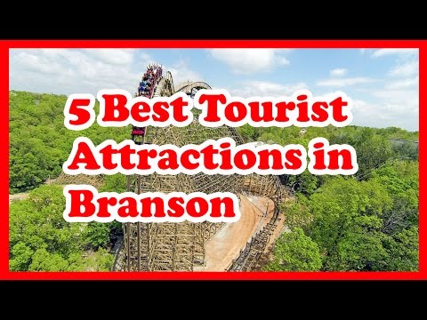 5 Best Tourist Attractions in Branson, Missouri | US Travel Guide