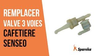 Comment réparer votre machine Senseo - Remplacer la valve trois voies ?