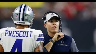 Kellen Moore Dallas Cowboys OC why it could work Live Stream