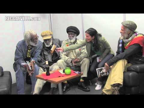 Interview: The Congos @SummerJam 7/3/2011