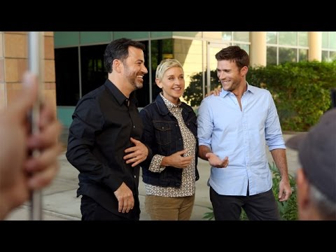 'Who'd You Rather? Live!' with Jimmy Kimmel and Scott Eastwood