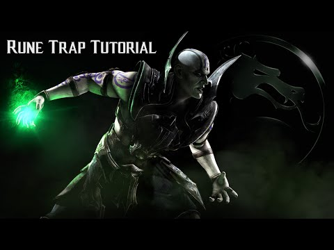 MKX: Quan Chi: Sorceror Rune Trap Tutorial