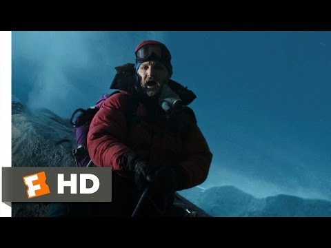 Everest (2015) - The Ice Storm Scene (6/10) | Movieclips