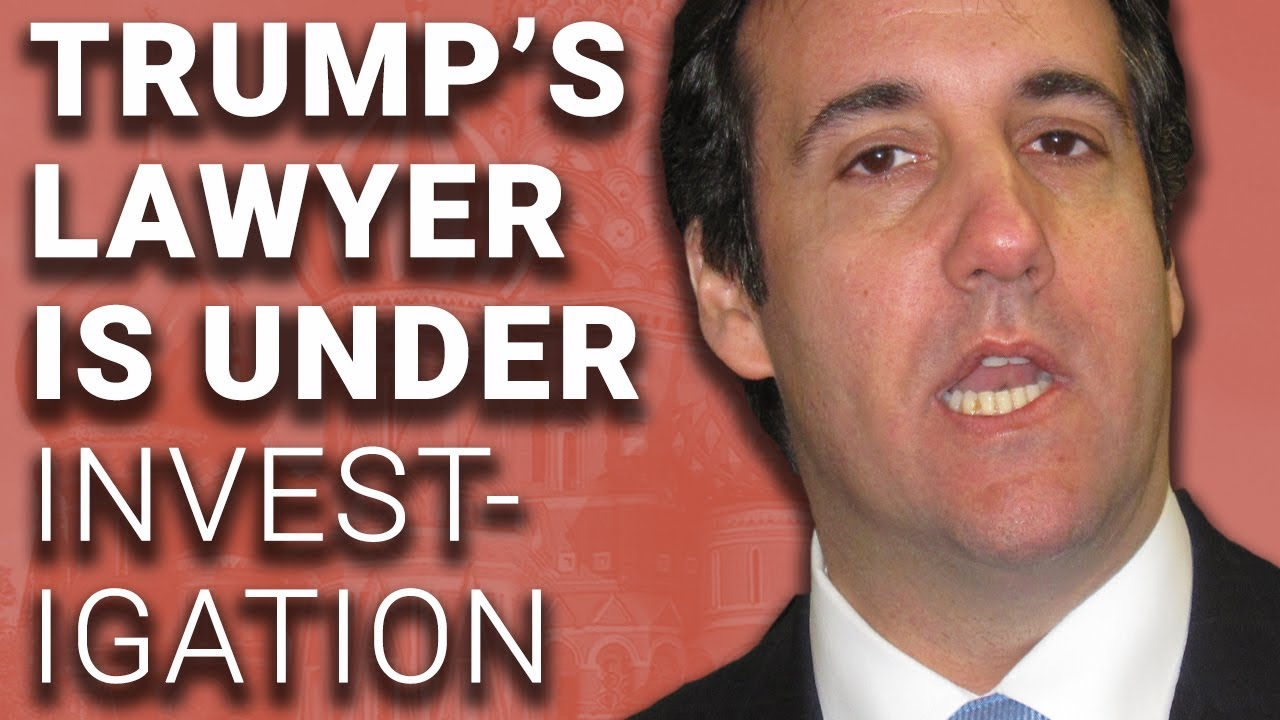 Image result for Russia investigation now includes Trump's personal attorney