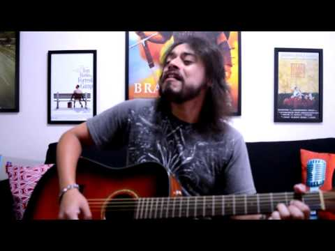 Bon Jovi - Livin' On A Prayer/Wanted Dead Or Alive (Acoustic Cover by James Keifer)