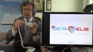 Інструкція застосування косметологічного приладу DETA COSMO Конопльов З П