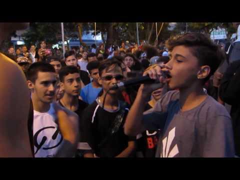 Bmo vs Lucena Batalha de Rap 2018