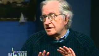 Noam Chomsky and Howard Zinn on Democracy Now for 2007-04-16