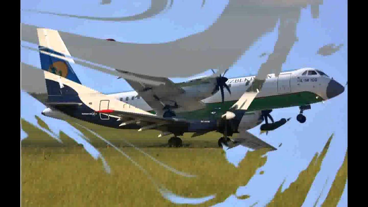 Ilyushin Il-114-300 Commercial Passenger Turboprop Plane ...
