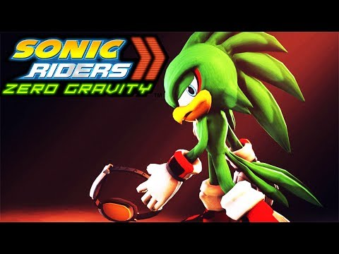 SONIC RIDERS: ZERO GRAVITY All Cutscenes (Babylon Story) Game Movie 1080p HD