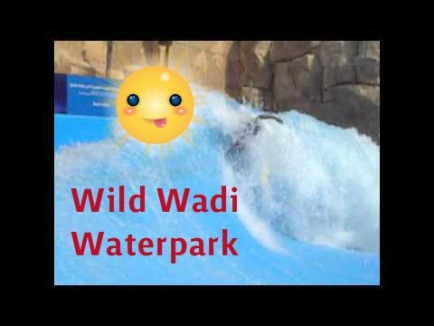 Wild Wadi Waterpark Rides Dubai