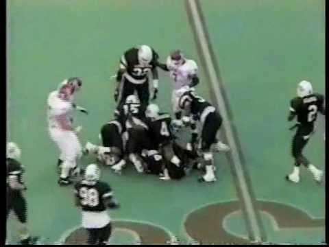 Oklahoma at Oklahoma State - 1994 - Football