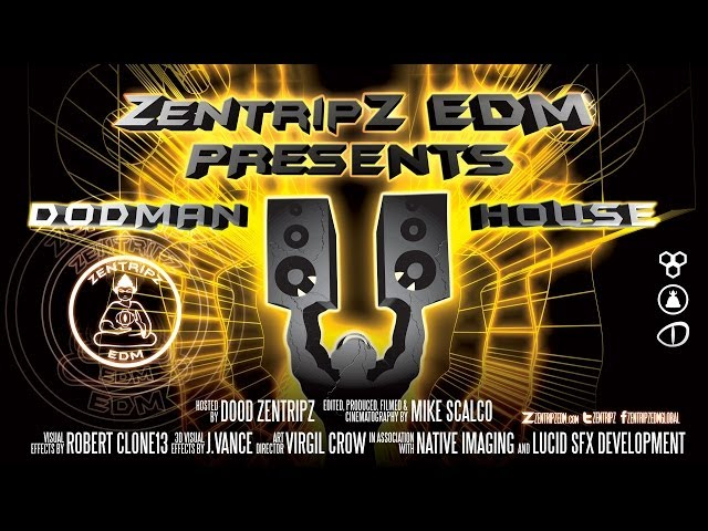 TomTom On Zentripz EDM TV - Promo [HD]