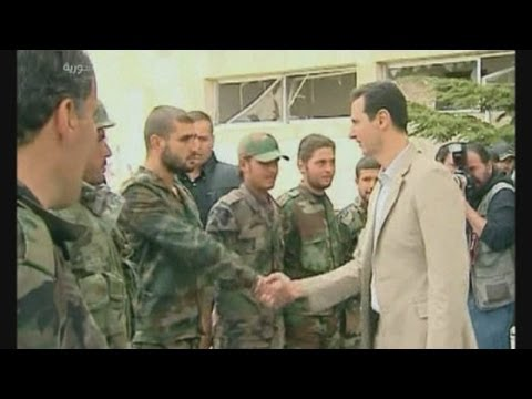 Syria's election is 'a parody of democracy'