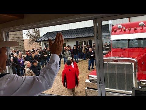 Kotapish Farms Auction In Blue Rapids, KS On 2/15/18