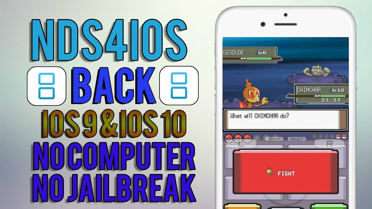 Nds4ios Download Ios 12