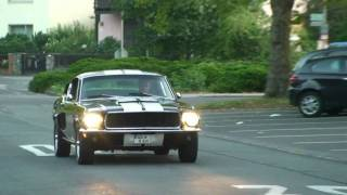 1968 Ford Mustang Fastback in Germany