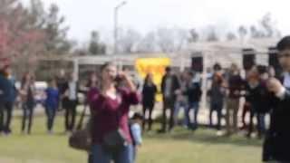 samsun omü newrozu 2013 (özgürlük mahkumları halayı)