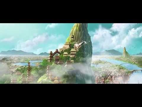 Chinese Animated Feature Trailer 我的师父姜子牙 Master Jiang and the Six Kingdoms