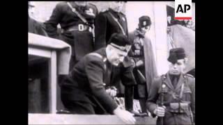 ETHIOPIA, 1936-PRELUDE TO WORLD WAR II   - SOUND